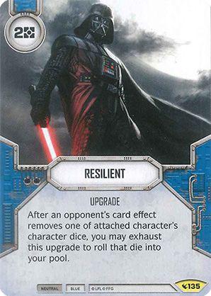 SWDLEG135 - Resilient
