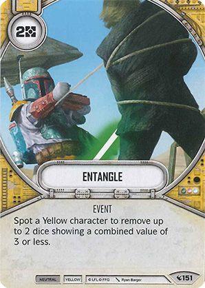 SWDLEG151 - Entangle