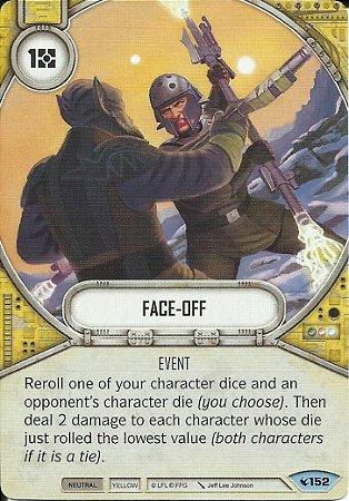 SWDLEG152 - Face-Off