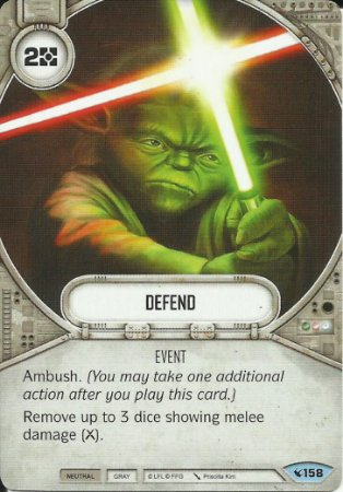 SWDLEG158 - Defend