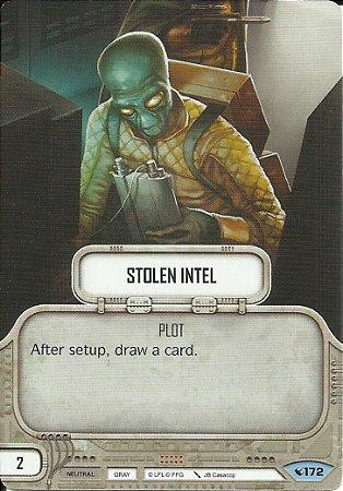 SWDLEG172 - Stolen Intel