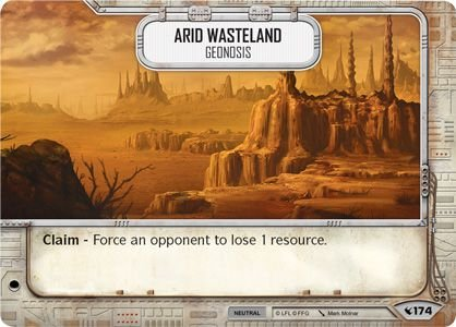 SWDLEG174 - Arid Wasteland - Geonosis