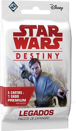 Star Wars Destiny - Legados - Booster Avulso