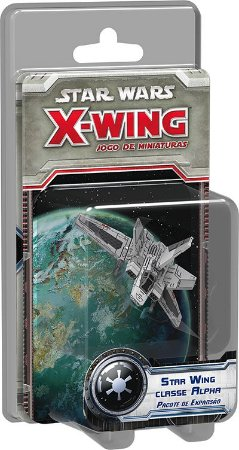 Star Wing Classe Alpha - Expansão de Star Wars X-Wing
