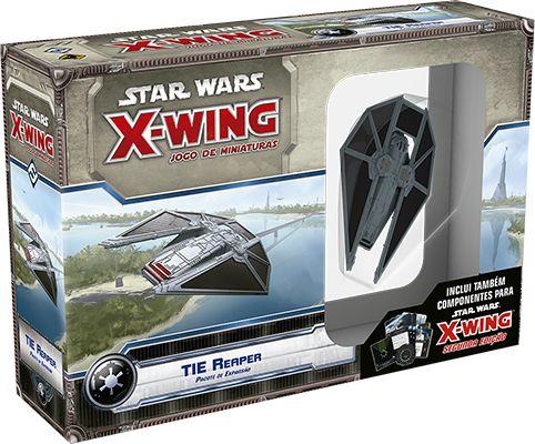 Tie Reaper - Expansão de Star Wars X-Wing
