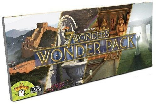 7 Wonders - Expansão Wonder Pack