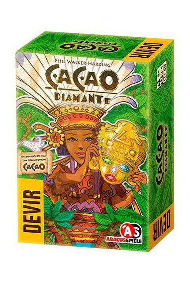 Cacao: Diamante - Expansão de Cacao