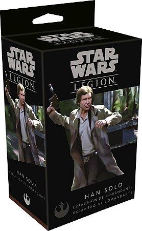 Star Wars Legion - Expansão de Comandante Han Solo