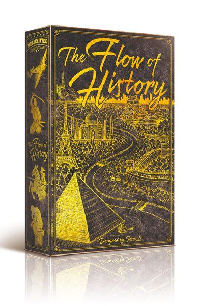 The Flow of History: Deluxe - Importado