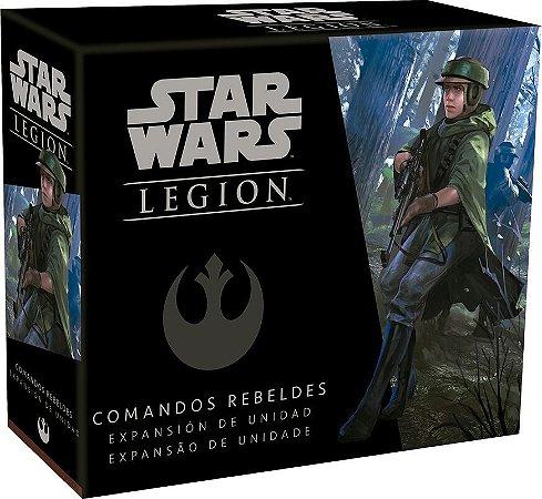 Star Wars Legion - Expansão Comandos Rebeldes