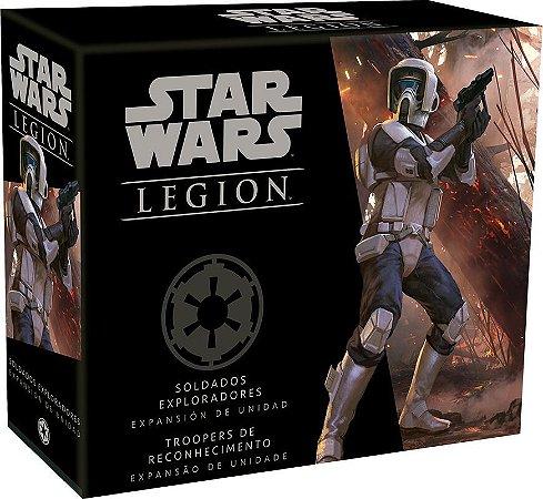 Star Wars Legion - Expansão Troopers de Reconhecimento