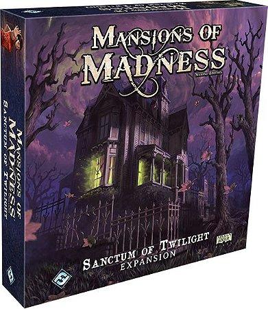 Mansions of Madness: Segunda Edição - Expansão Santuário do Crepúsculo