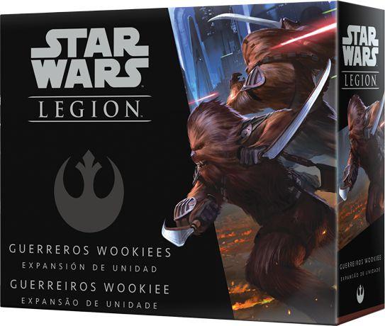 Star Wars Legion - Expansão Guerreiros Wookie