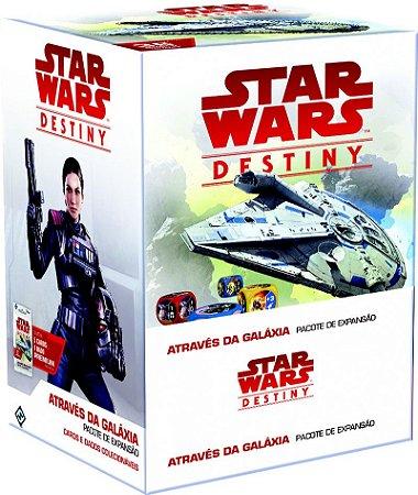 Star Wars Destiny - Através da Galáxia - Pacote de Expansão