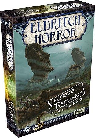 Eldritch Horror - Expansão Vestígios Estranhos