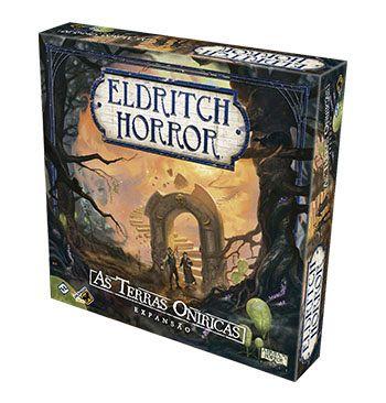 Eldritch Horror - Expansão As Terras Oníricas (PRÉ-VENDA)