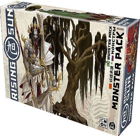 Rising Sun: Monster Pack (PRÉ-VENDA)