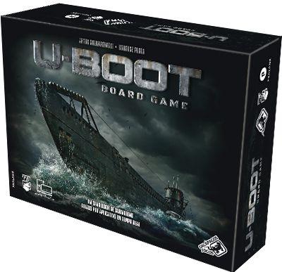 U-BOOT: Board Game (PRÉ-VENDA)
