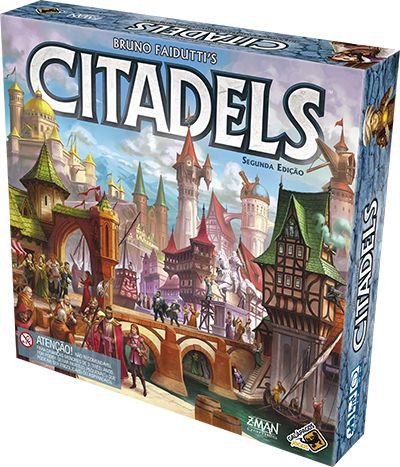 Citadels 2ª Edição (PRÉ-VENDA)
