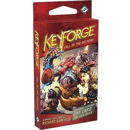 Keyforge: O Chamados dos Arcontes- Deck