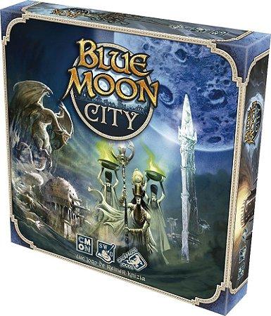 Blue Moon City (PRÉ-VENDA)