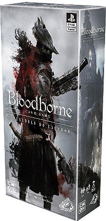 Bloodborne: Card Game – O Pesadelo do Caçador - Expansão de Bloodborne