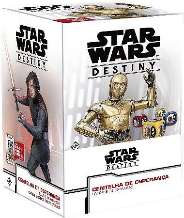 Star Wars: Destiny - Centelha de Esperança - 36 Boosters