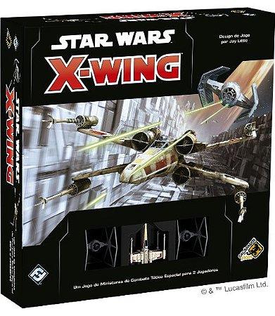 Star Wars: X-Wing - Segunda Edição - Jogo Base