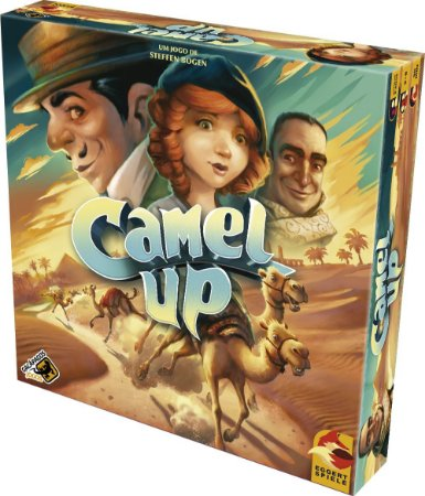 Camel Up: Segunda Edição