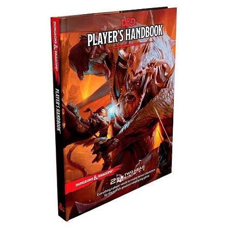 D&D 5e - Player's Handbook - Edição em Português