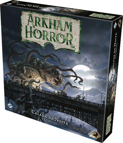 Arkham Horror - Expansão Calada da Noite