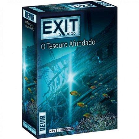 Exit - O Tesouro Afundado (PRÉ-VENDA)