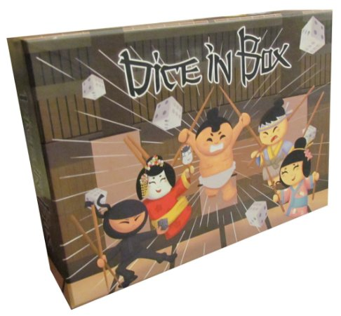 Dice In Box