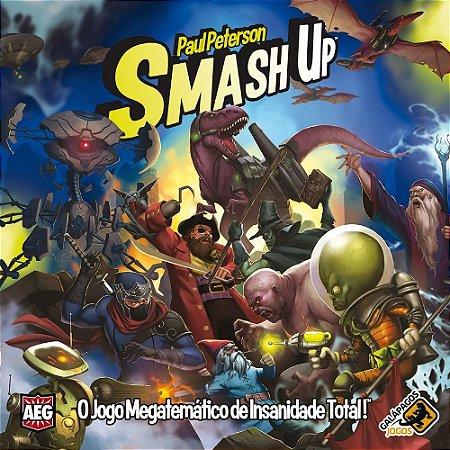 Smash Up - Em Português!