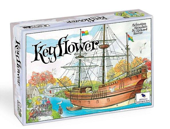 Keyflower - Em Português!