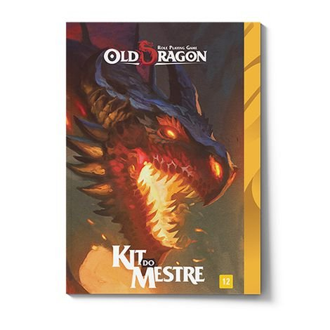 Old Dragon - Kit do Mestre - RPG
