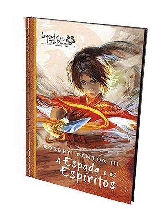 L5R - A Espada e os Espíritos - Livro