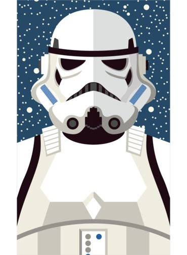 Ímã - Stormtrooper - Star Wars