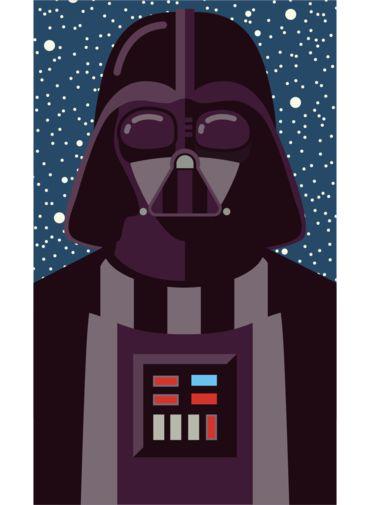 Ímã - Darth Vader - Star Wars