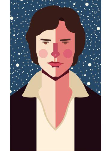 Ímã - Han Solo - Star Wars