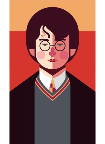 Ímã - Harry Potter