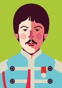 Ímã - Paul McCartney - Beatles
