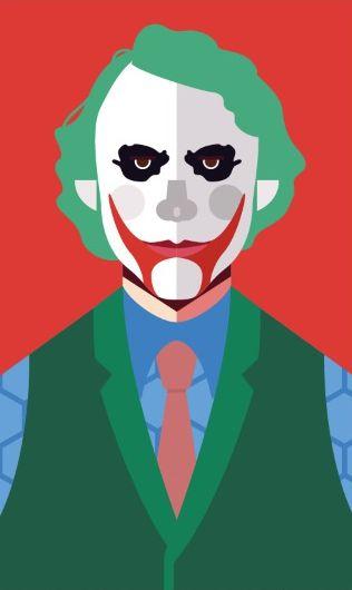 Ímã - Coringa Heath Ledger - Batman