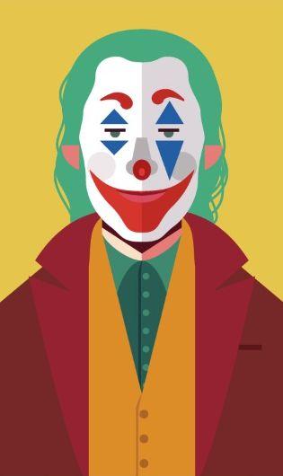 Ímã - Coringa Joaquin Phoenix - Batman