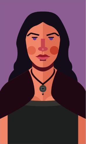 Ímã - Yennefer - The Witcher