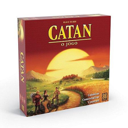 Catan: O Jogo - Em Português!