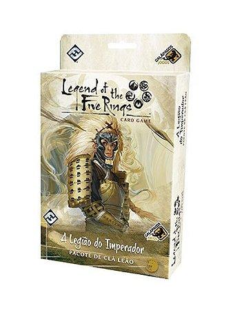 L5R - A Legião do Imperador - Pacote de Clã Leão