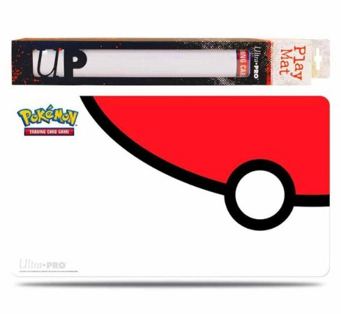 Playmat Pokemon - Pokebola - Ultra PRO