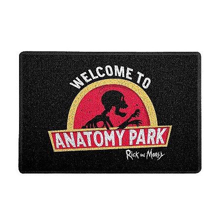 Capacho Rick and Morty - Anatomy Park 60x40