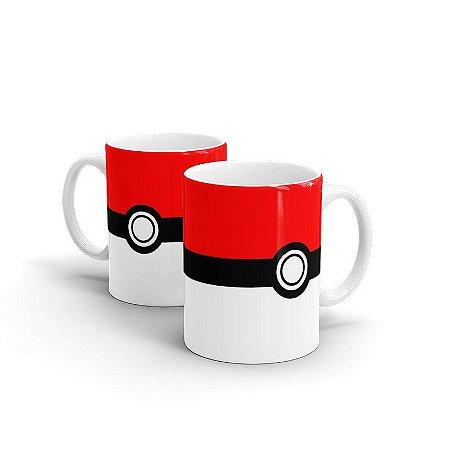 Caneca Pokémon - Pokebola